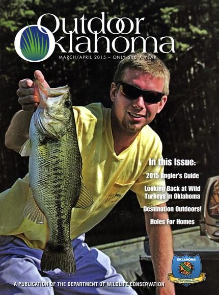 Outdoor Oklahoma Cover - 3/1/2015