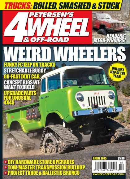 4 Wheel & Off-Road Cover - 4/1/2015