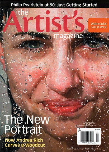 Artists Cover - 4/1/2015