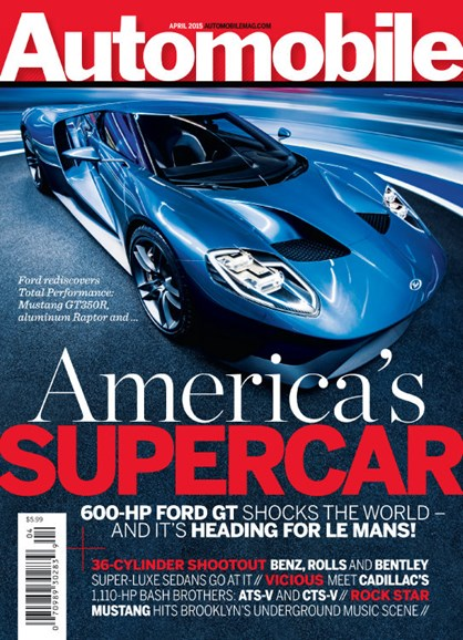 Automobile Cover - 4/1/2015