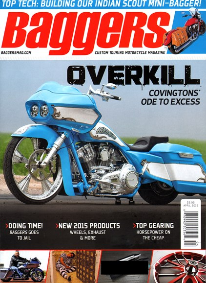 Baggers Cover - 4/1/2015