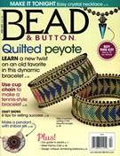 Bead & Button Magazine 4/1/2015