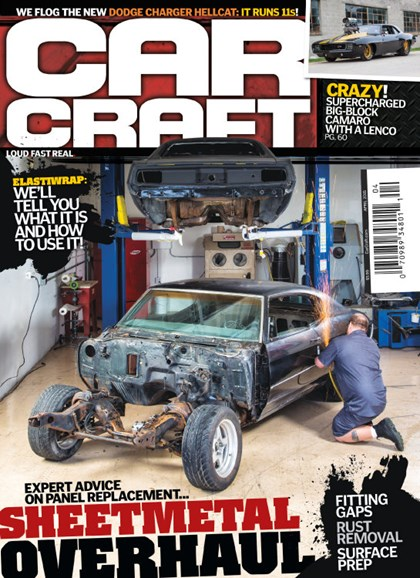 Car Craft Cover - 4/1/2015