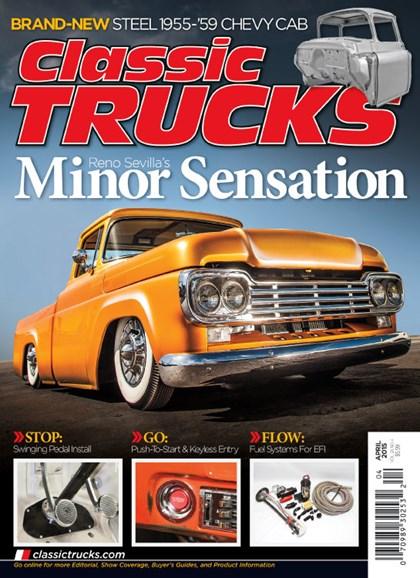 Classic Trucks Cover - 4/1/2015