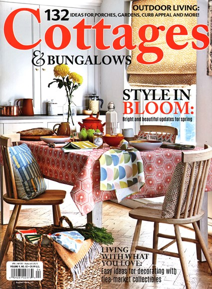 Cottages & Bungalows Cover - 4/1/2015