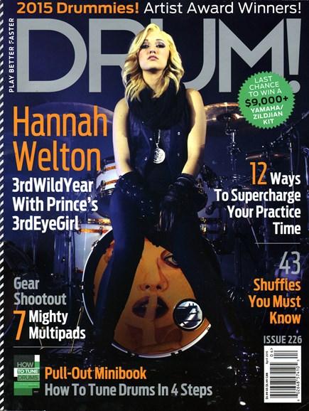 Drum! Cover - 4/1/2015