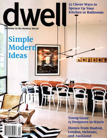 Dwell Cover - 4/1/2015