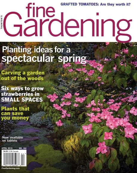 Fine Gardening Cover - 4/1/2015