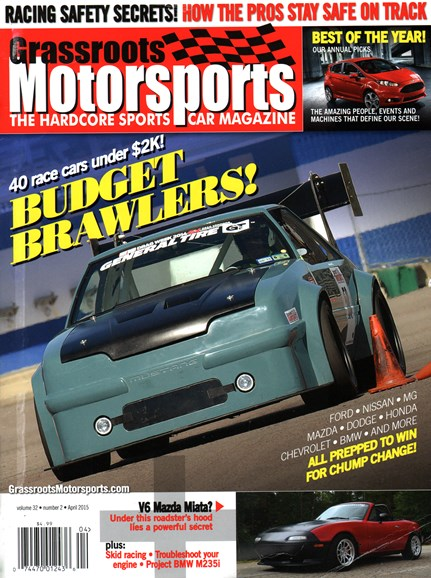 Grassroots Motorsports Cover - 4/1/2015