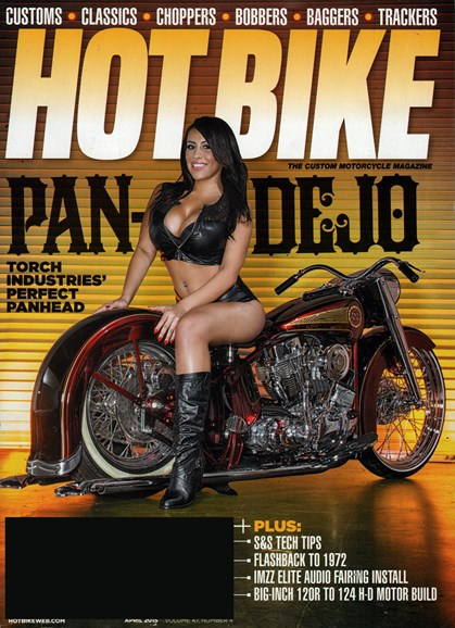 Hot Bike Cover - 4/1/2015