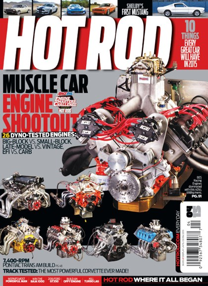 Hot Rod Cover - 4/1/2015
