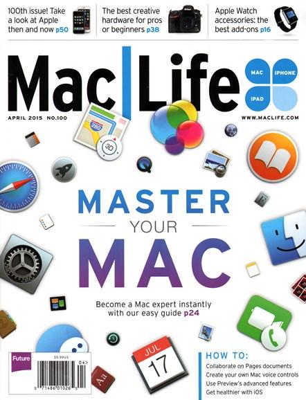 Mac | Life Cover - 4/1/2015