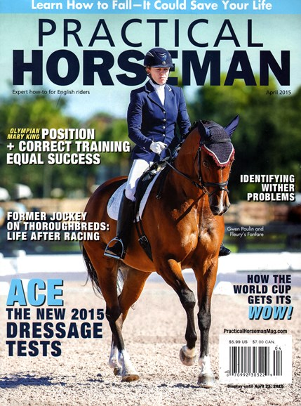 Practical Horseman Cover - 4/1/2015