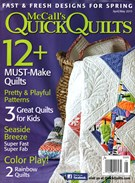 Quick Quilts Magazine 4/1/2015