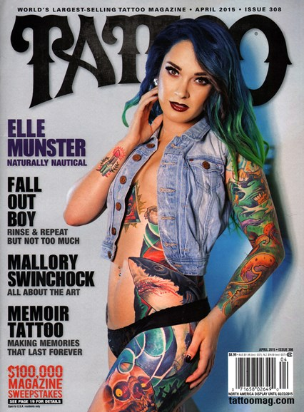 Tattoo Cover - 4/1/2015