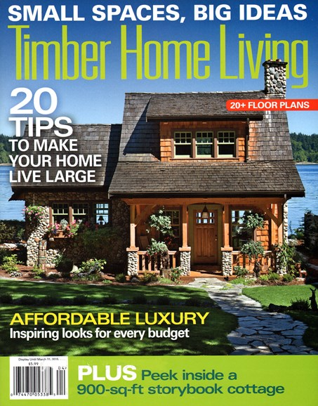 Timber Home Living Cover - 4/1/2015