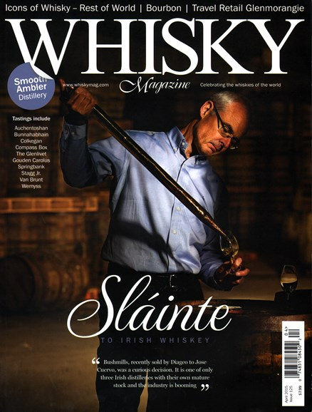 Whisky Cover - 4/1/2015