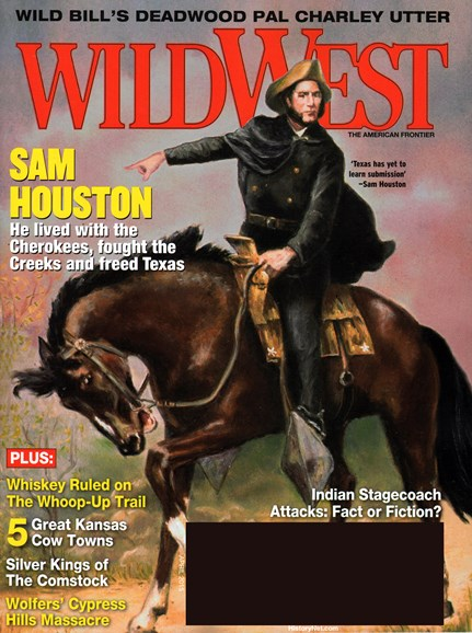 Wild West Cover - 4/1/2015