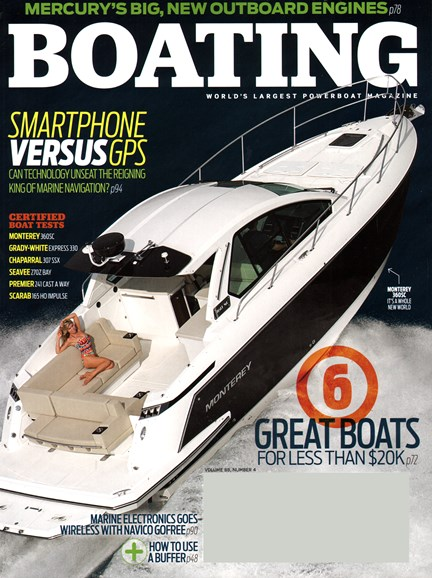 Boating Cover - 4/1/2015
