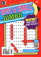 Spot and Circle Jumbo Magazine 6/1/2015