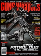Guns & Weapons For Law Enforcement Magazine 4/1/2015