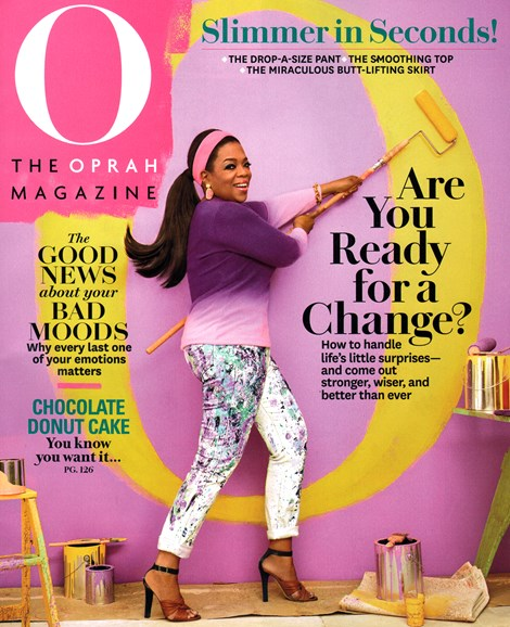 O The Oprah Cover - 4/1/2015