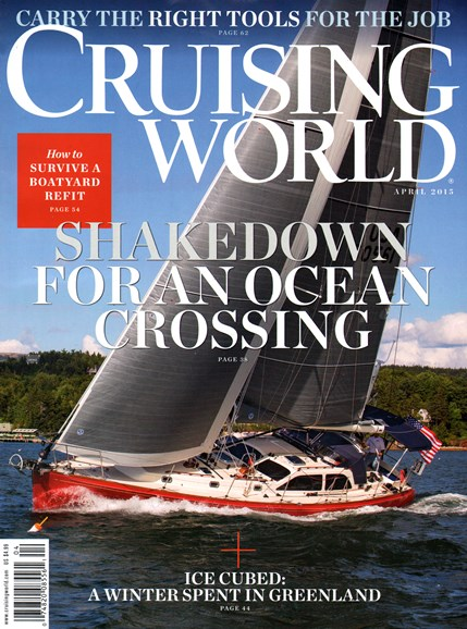 Cruising World Cover - 4/1/2015