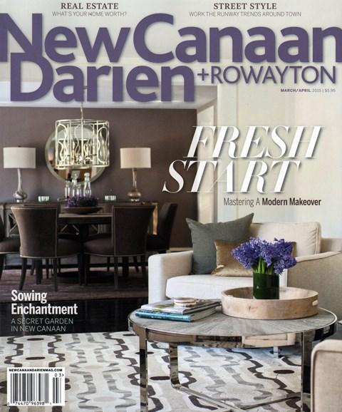 New Canaan-Darien Cover - 3/1/2015