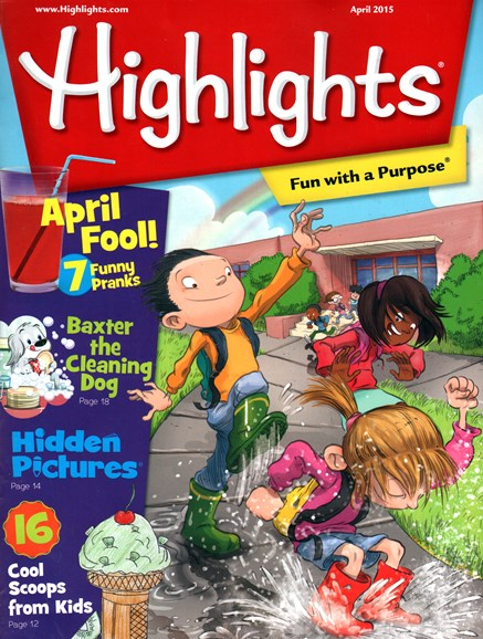 Highlights Cover - 4/1/2015