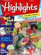 Highlights Magazine 4/1/2015