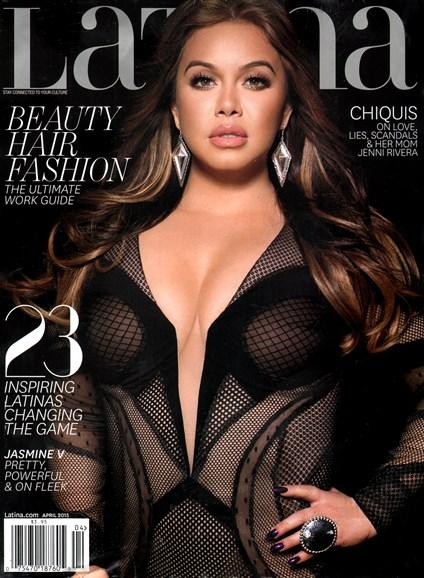 Latina Cover - 4/1/2015