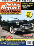 Old Cars Report Price Guide 3/1/2015