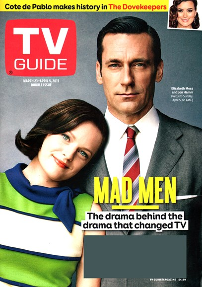 TV Guide Cover - 3/23/2015