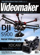 Videomaker Magazine 4/1/2015