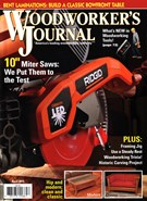 Woodworker's Journal Magazine 4/1/2015