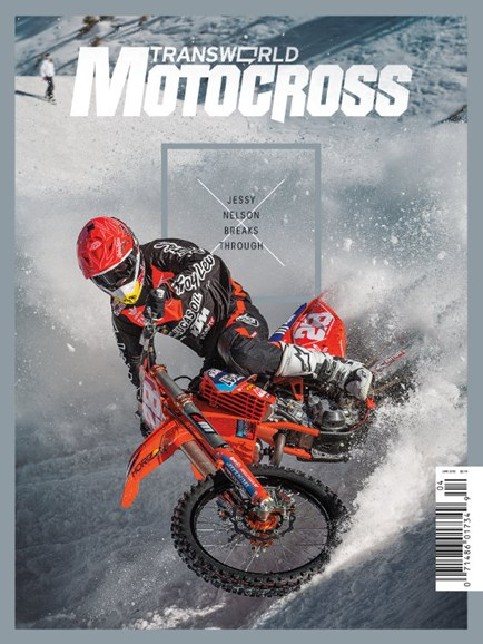 Transworld Motocross Cover - 4/1/2015