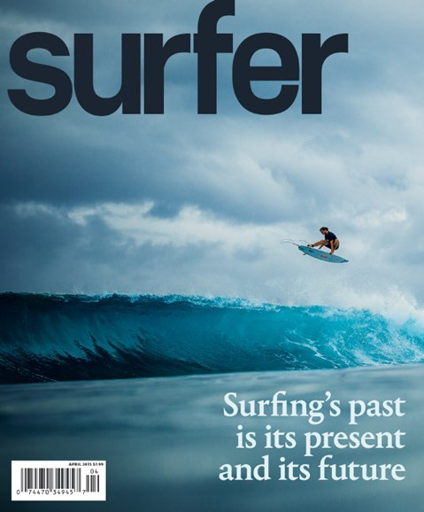 Surfer Cover - 4/1/2015