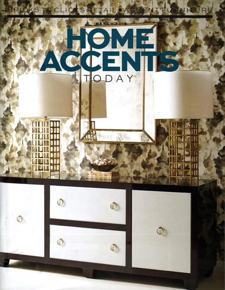 Home Accents Today Cover - 3/1/2015