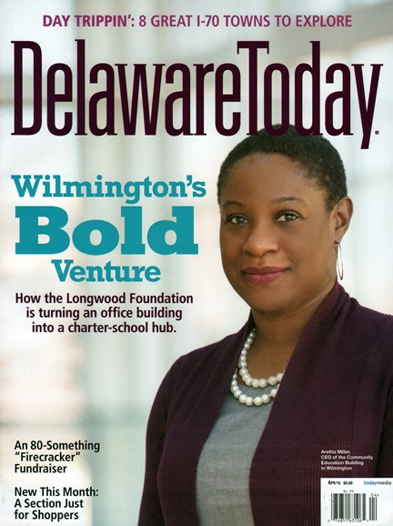 Delaware Today Cover - 4/1/2015