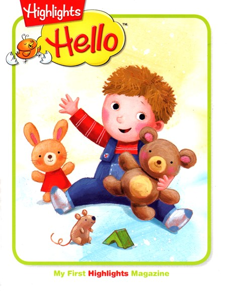 Highlights Hello Cover - 4/1/2015