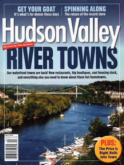 Hudson Valley Cover - 4/1/2015