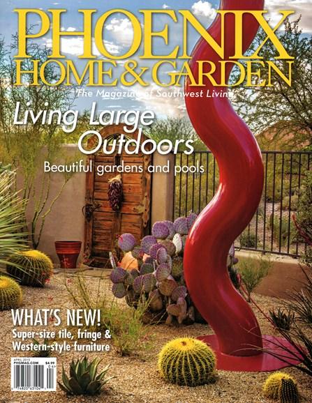 Phoenix Home & Garden Cover - 4/1/2015