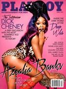 Playboy Magazine 4/1/2015