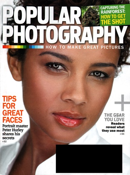 Popular Photography Cover - 4/1/2015