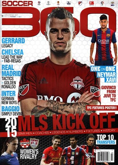 Soccer 360 Cover - 3/1/2015
