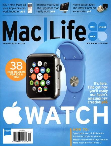 Mac | Life Cover - 4/15/2015