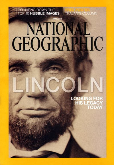 National Geographic Cover - 4/1/2015