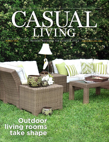 Casual Living Cover - 3/1/2015