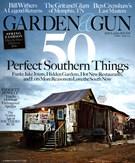 Garden & Gun Magazine 4/1/2015