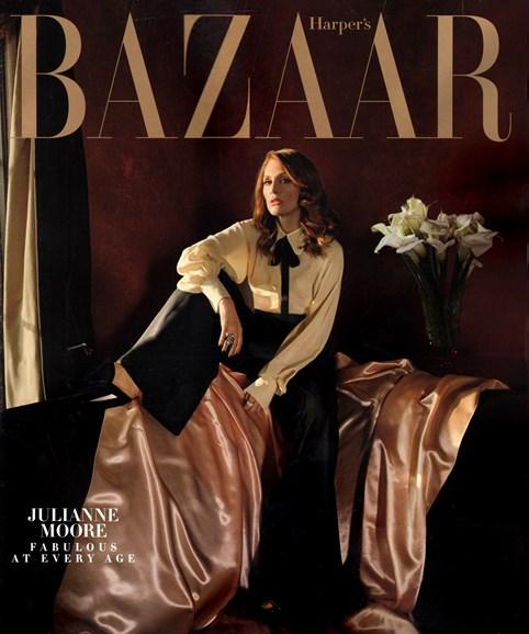 Harper's Bazaar Cover - 4/1/2015